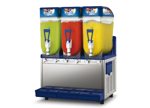 Slush machine dubai